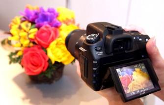 Sony Introduce New Camera 'Alfa'