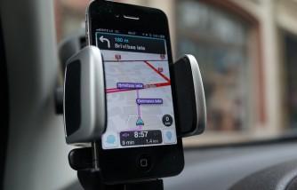 Waze app's