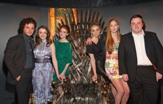 Game Of Thrones' The Exhibition New York Opening - Inside