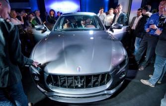 Maserati Levante Launch Event Frankfurt/Main