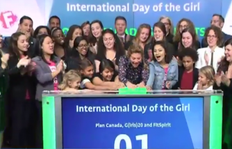 Canada celebrates International Day of the Girl
