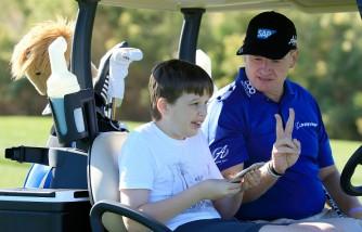 SAP Ernie Els Golf Day