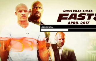 Fast and Furious 8, soon in theaters on April 2017