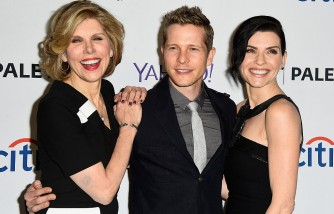 The Paley Center For Media's 32nd Annual PALEYFEST LA - 'The Good Wife' - Arrivals