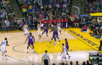 Klay Thompson's Every Made Basket in Record Breaking 37-Point Third Quarter