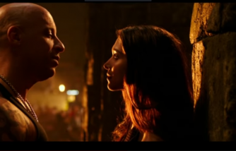 Vin Diesel unveils new 'Xander Cage' trailer