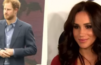Prince Harry Confirms Relationship with Meghan Markle