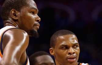 NBA Latest News & Updates: Russell Westbrook Leaves No Peace With Kevin Durant, While Durant's Warriors Destroyed OKC Thunder's Streak