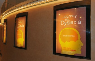 HBO Documentary Screening Of 'Journey Into Dyslexia'