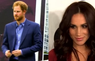 Prince Harry and Meghan Markle seen together in Toronto