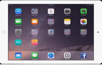 iPad Apps for Autistic Children: Grace