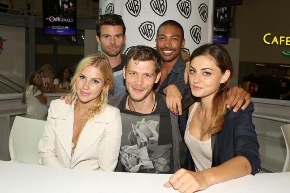 Vampire Diaries Cast membri dating