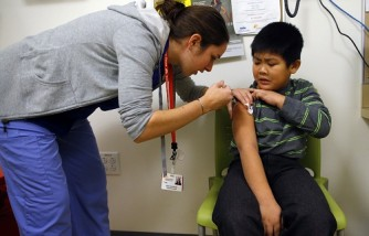Whooping cough outbreak because parents fail to vaccinate children