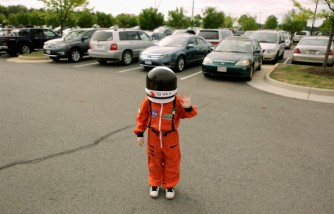Space Shuttle Discovery Arrives In DC Area, To Be Permanently Housed At Smithsonian