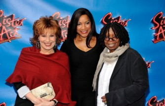 'Sister Act' Broadway Opening Night - Arrivals & Curtain Call