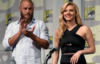 'Vikings' At Comic-Con International 2015