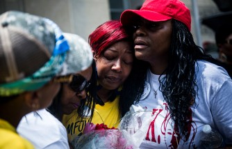 Million Moms March Protests Police Aggression Against Minority Youth