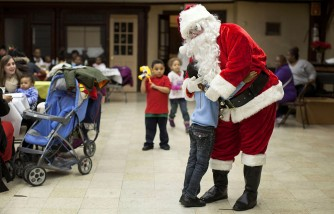 How Santa Makes This Kid With Autism Truly Happy