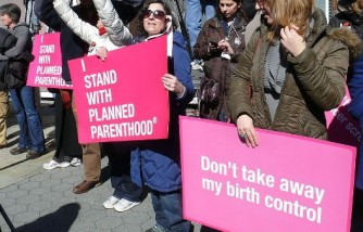 I Stand With Planned Parenthood