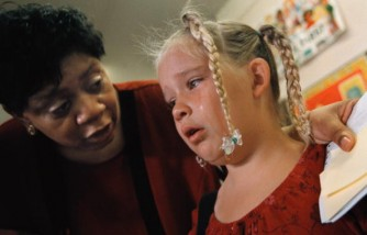 Children Head Back To School In Chicago