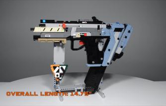 LEGO Alternator SMG & Time Device - Titanfall 2