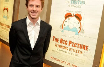 HBO's New York Premiere Of The Big Picture: Rethinking Dyslexia