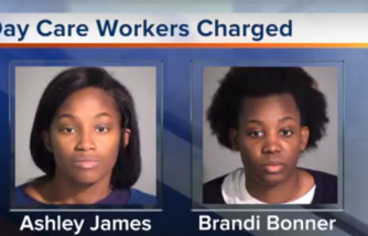 Daycare workers charged with neglect after toddler injury