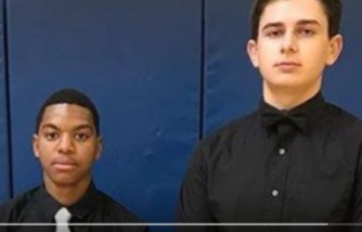 Ohio teen with autism makes 3-pointer in first basketball game