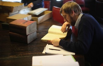 Chethams Library Is The Oldest Public Library In The English Speaking World