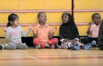 NYC program helps refugee kids prepare for school