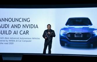 Audi-Nvidia Car