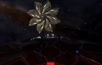 First Alien Sighting In 'Elite: Dangerous' Game Recorded By Pilot
