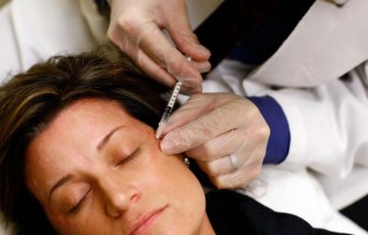 Botox treatment is said to cure depression.
