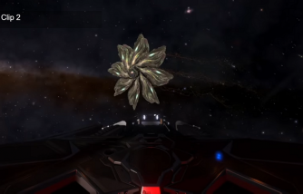 First Contact with Thargoids in Elite Dangerous
