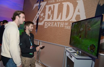 Nintendo Hosts Celebrities At 2016 E3 Gaming Convention