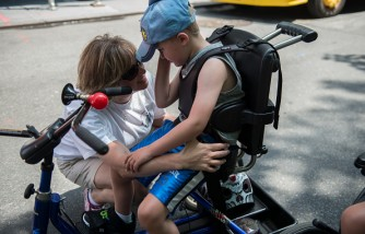 Children with disabilities and autism