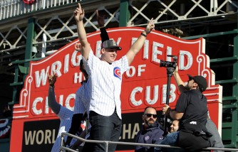 Bullied Boy Who Went Into A Coma Wakes Up With An Invitation From Anthony Rizzo Of The Chicago Cubs