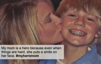 #MyHeroMom
