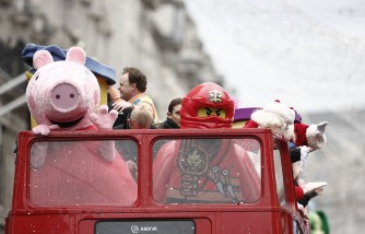 Peppa Pig Not A Good Character For Kids