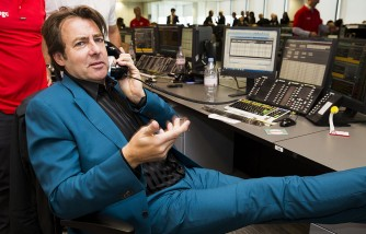 Jonathan Ross Appears In 'Parenting For Idiots'