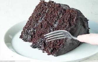 Most Amazing Chocolate Cake