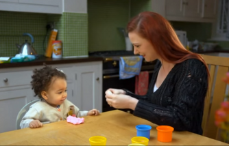 How can I help my child to start talking?