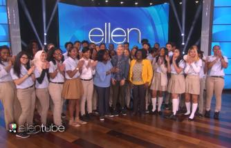 Ellen Gives Her Single Biggest Gift Ever!