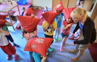 Daycare Stress In Children