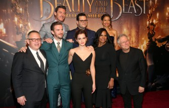 The World Premiere Of Disney's Live-Action 'Beauty And The Beast'