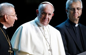 Pope Francis Urges Parents To Have Fewer Children