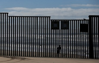 Families And Friends Visit Each Other Through U.S. Mexico Border Fence