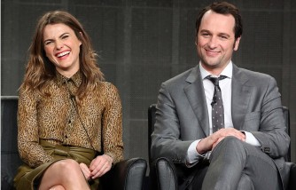Keri Russell And Matthew Rhys Have A Baby Together