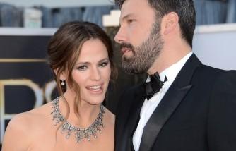 Jennifer Garner And Ben Affleck Hold Off Divorce