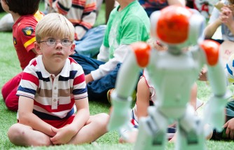 Westfield Hosts Interactive Artificial Intelligence Storytelling For Kids At Pop-Up Indoor Park